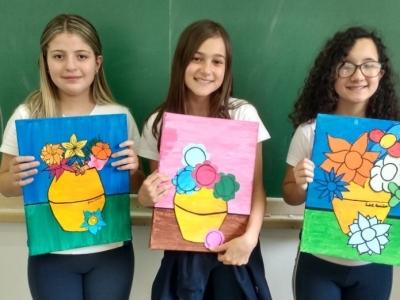 Releitura de Van Gogh