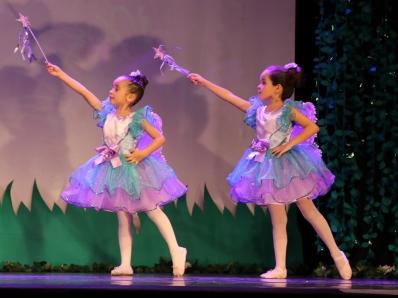 Floresta Encantada é tema do Espetáculo de Ballet